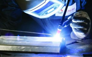 Aluminum welding houston tx