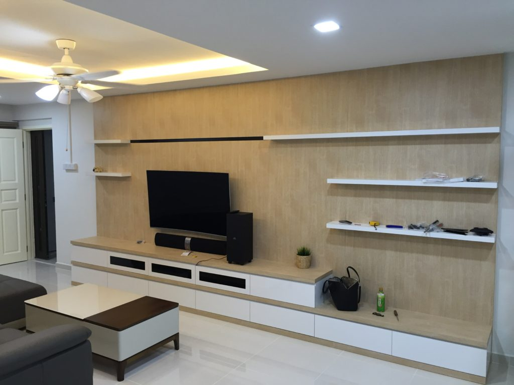 TV console Singapore