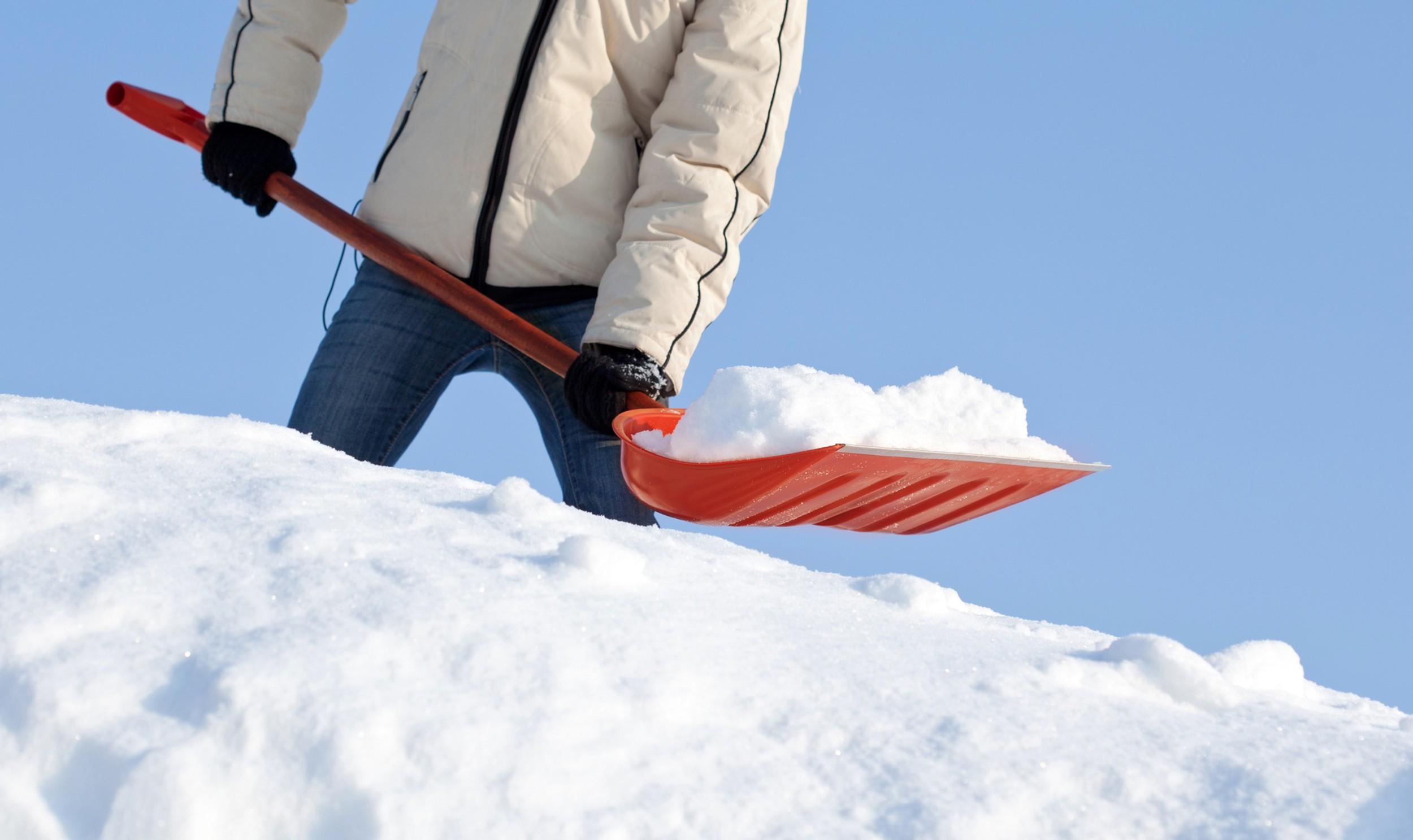 snow remove