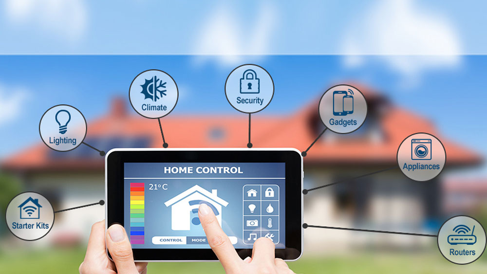Best smart home solution for better life